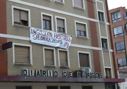 pancarta Segunda