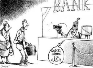 banco ladron