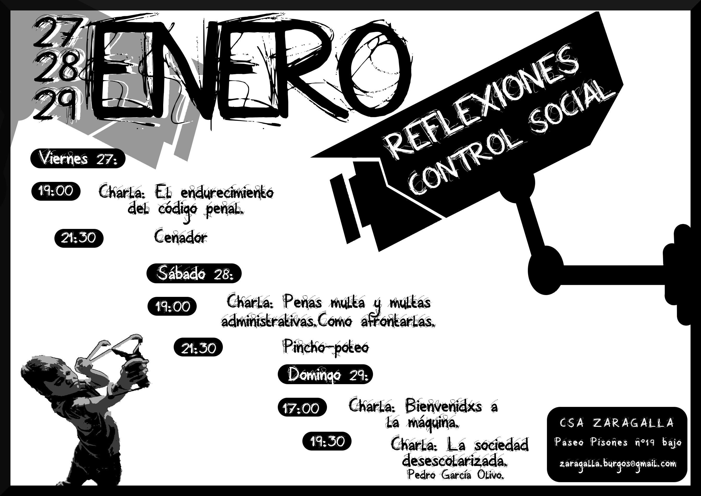 control social zaragalla