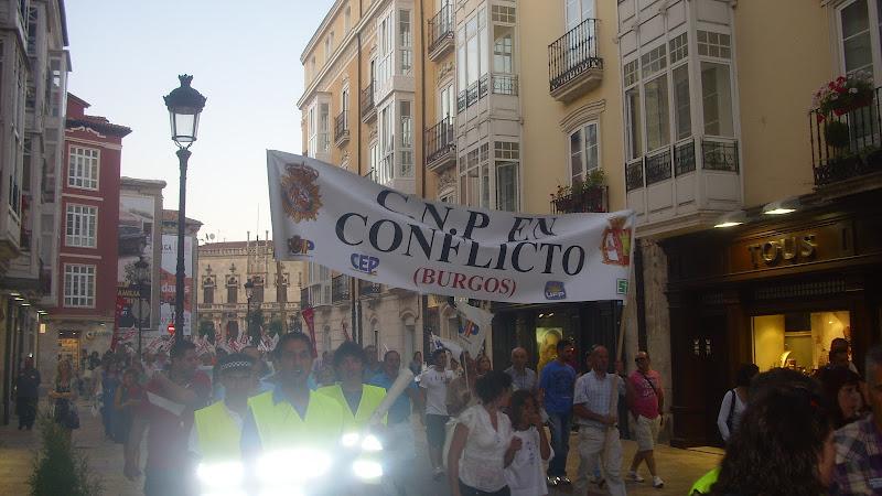 Unos amigos de Burgos