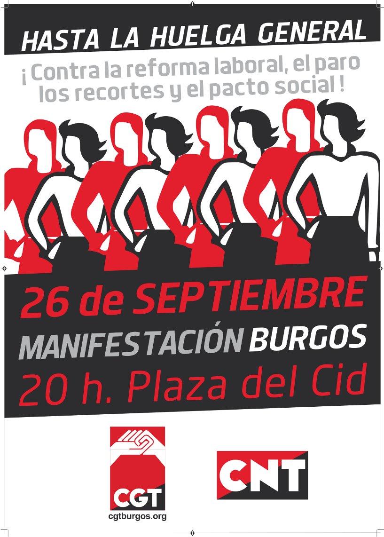 cartel 26 septiembre