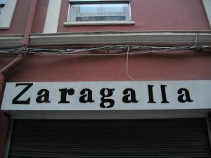 zaragalla