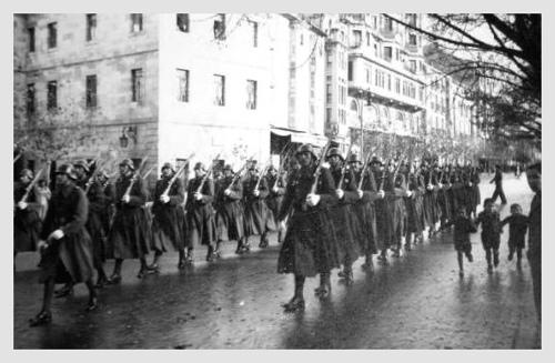 Legión Condor en Burgos