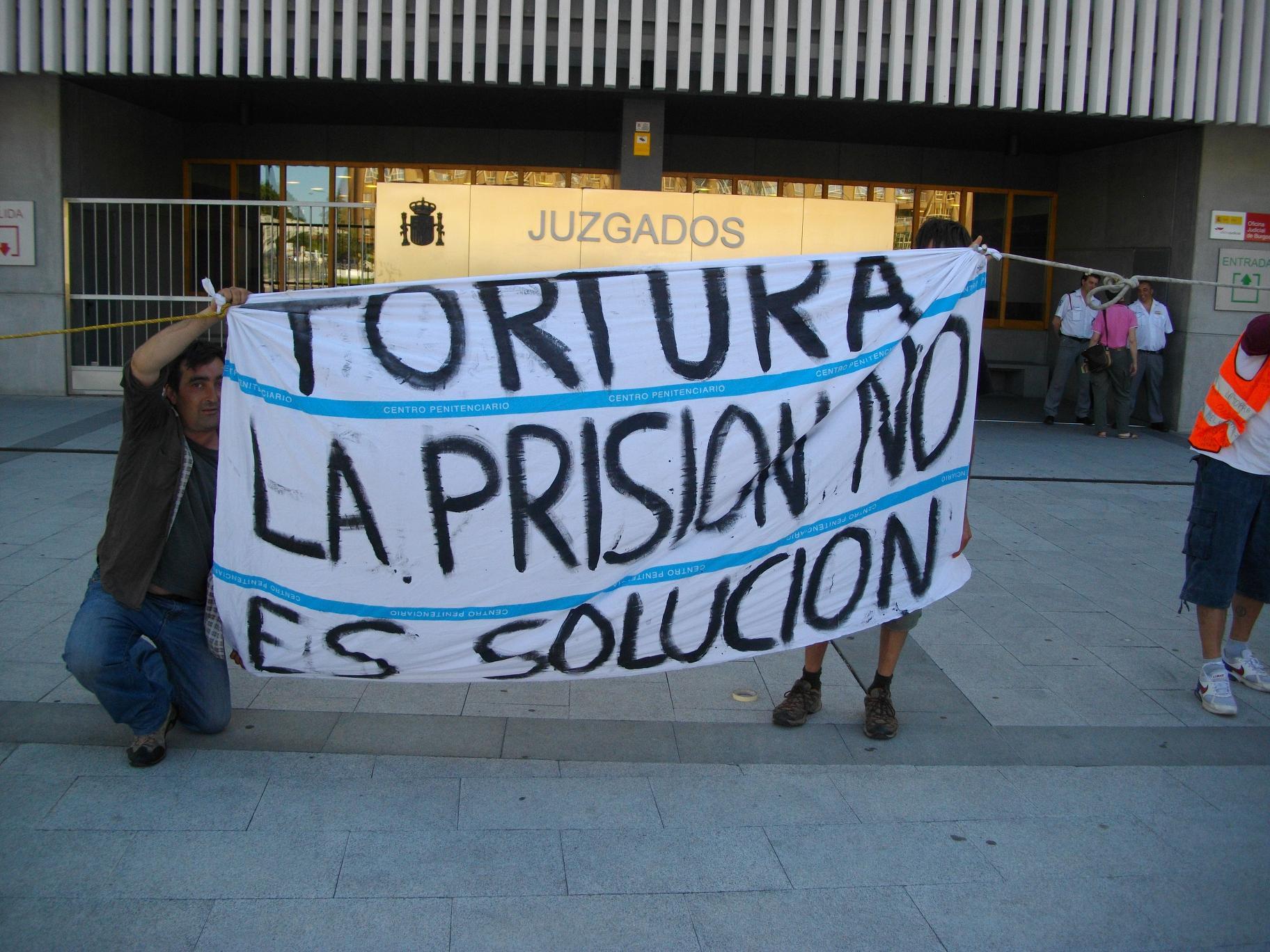 Torturas CP Burgos 1