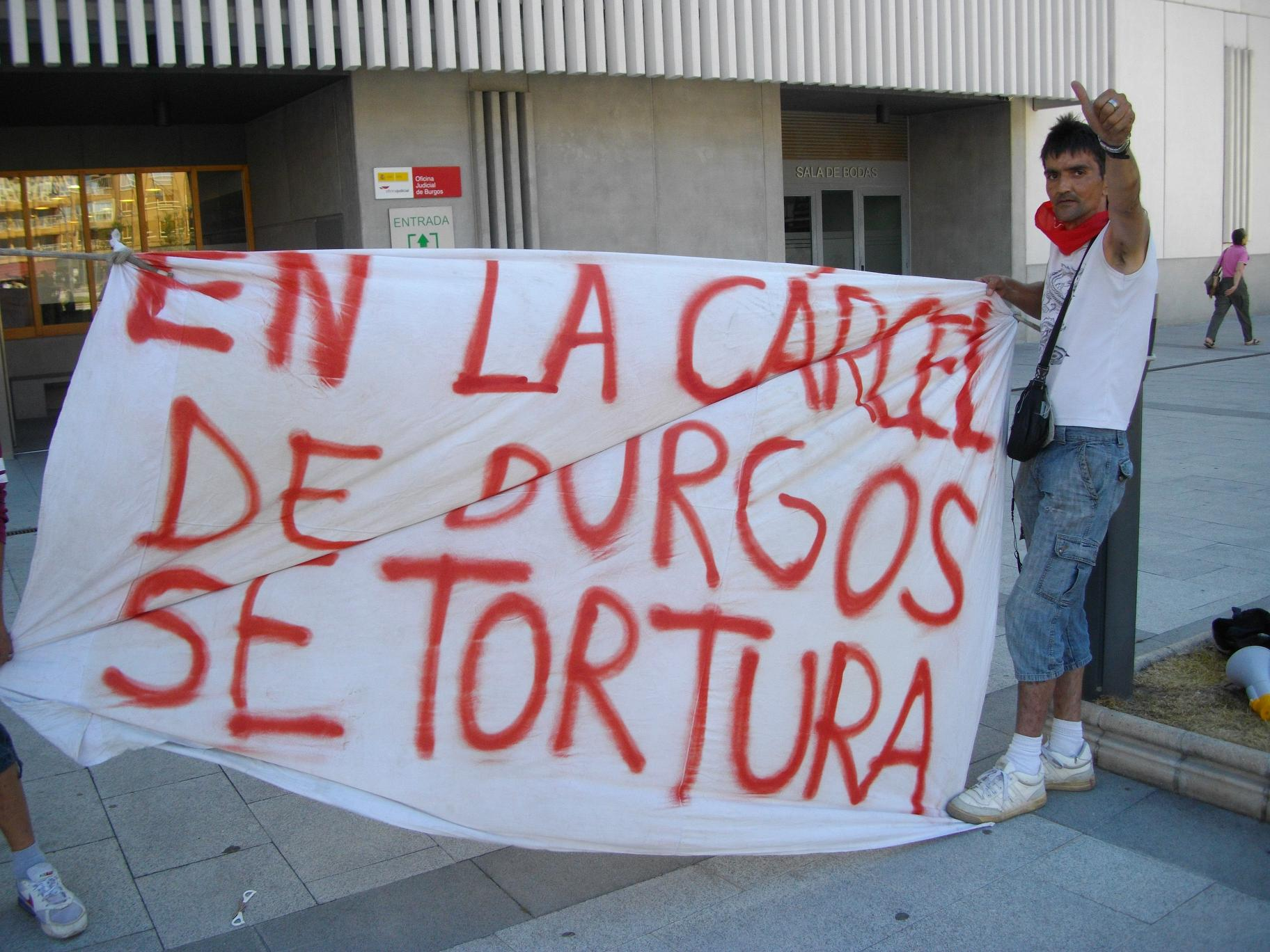 Torturas CP Burgos 2
