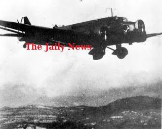 Legión Condor, Junker JU-52
