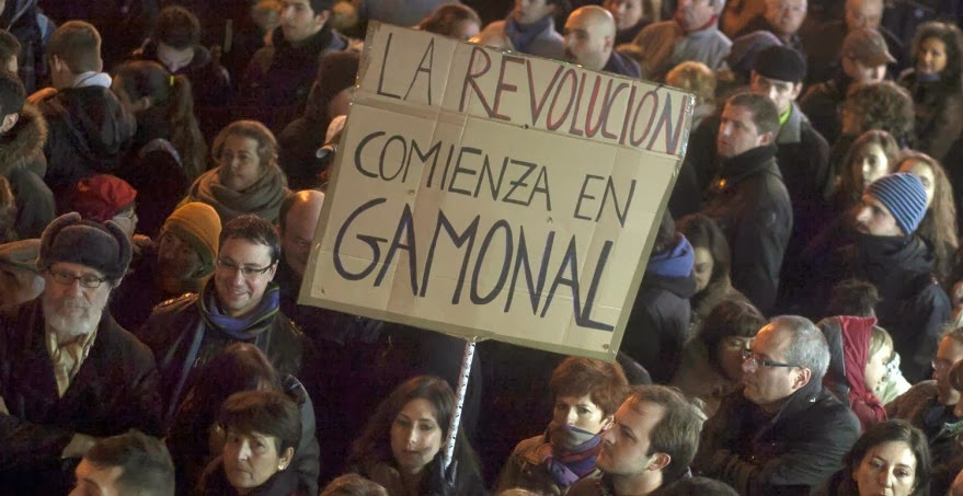 Gamonal revolution