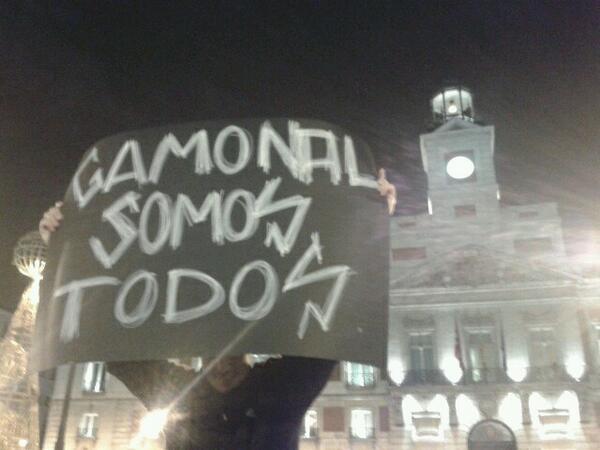 todos somos Gamonal