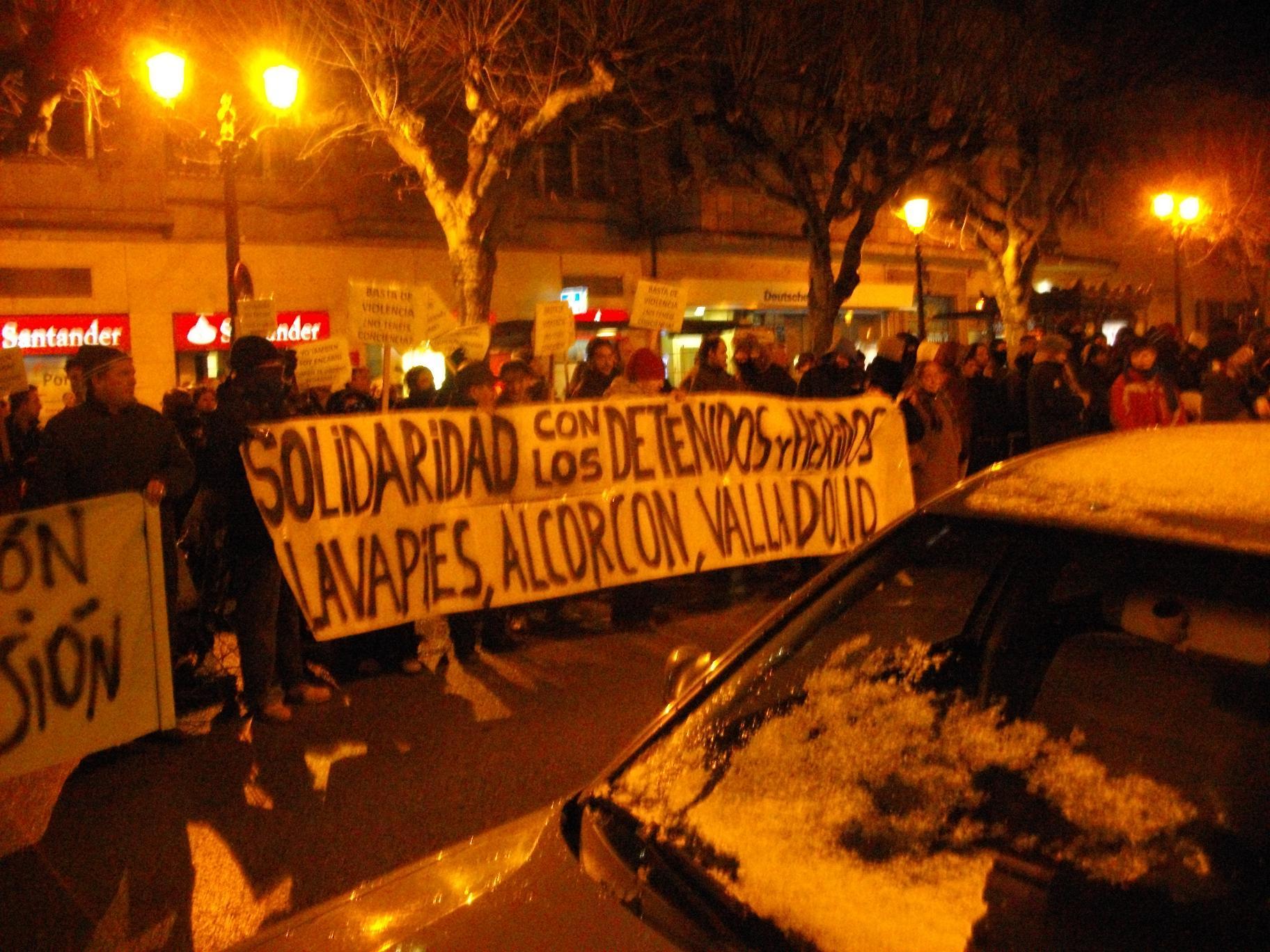 Solidaridad desde Burgos