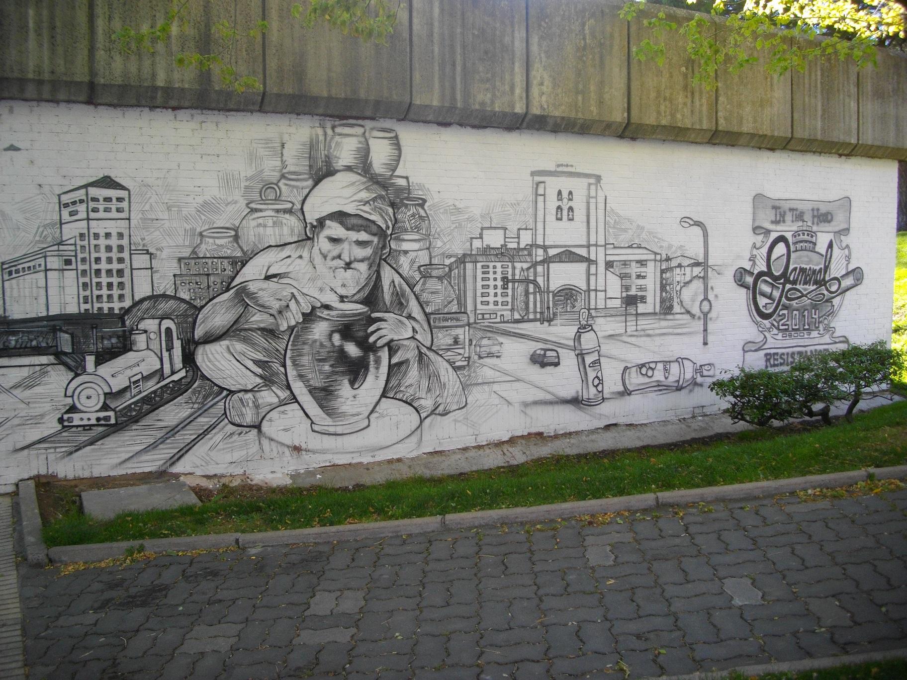 Mural Gamonal1