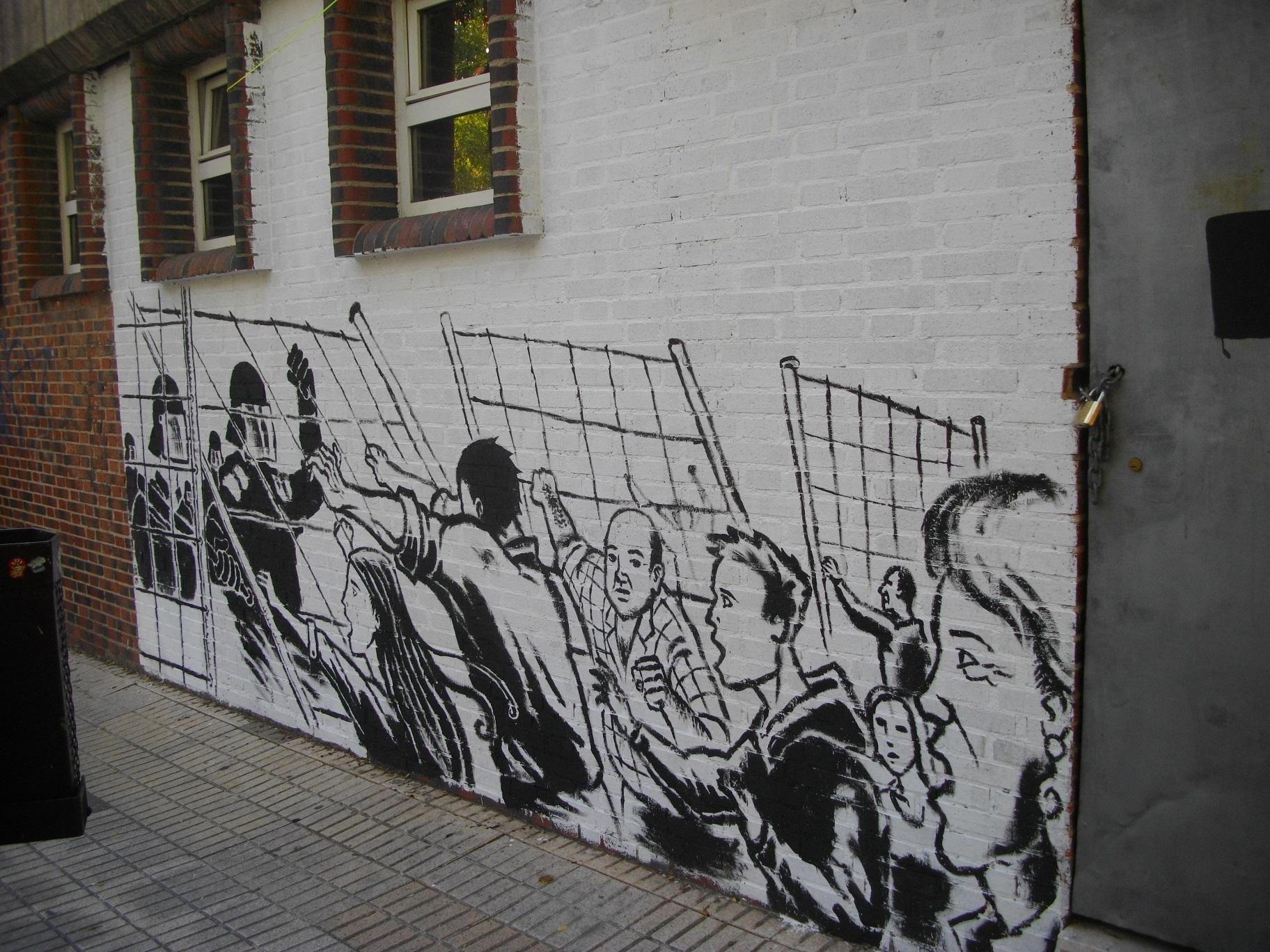 Mural-recordatorio-lucha-contra-el-parking
