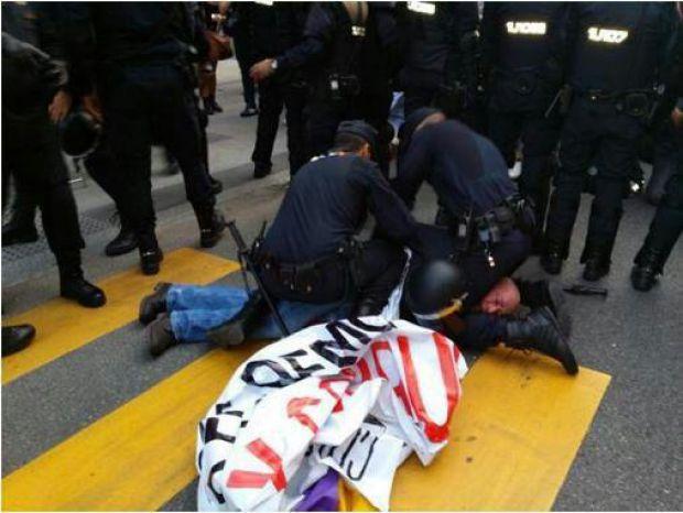 Detención Madrid