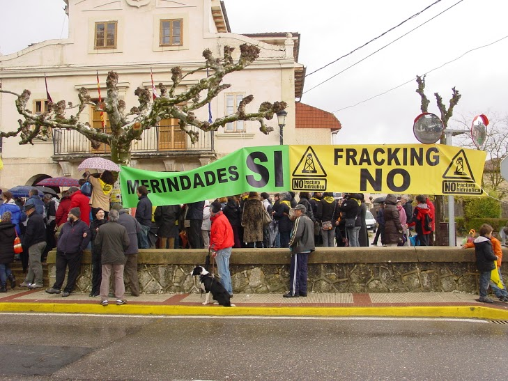 Merindades SI Fracking NO