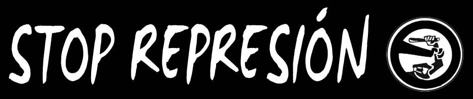 stop represión-1