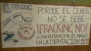 20 marzo Fracking