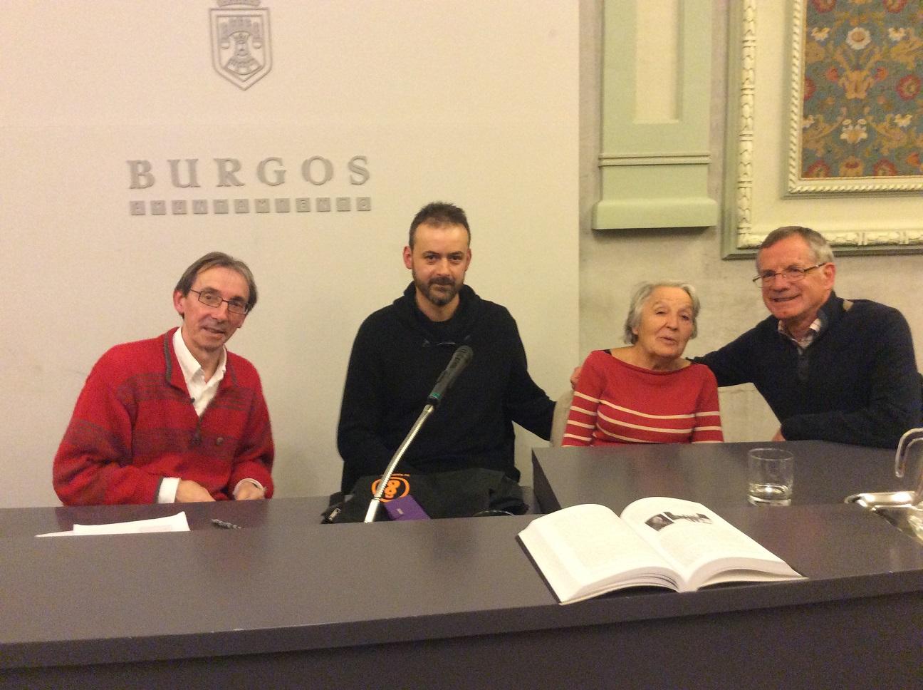 presentación anarquismo en Burgos polisón 1