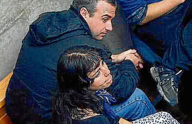 solidaridad Mónica y Francisco