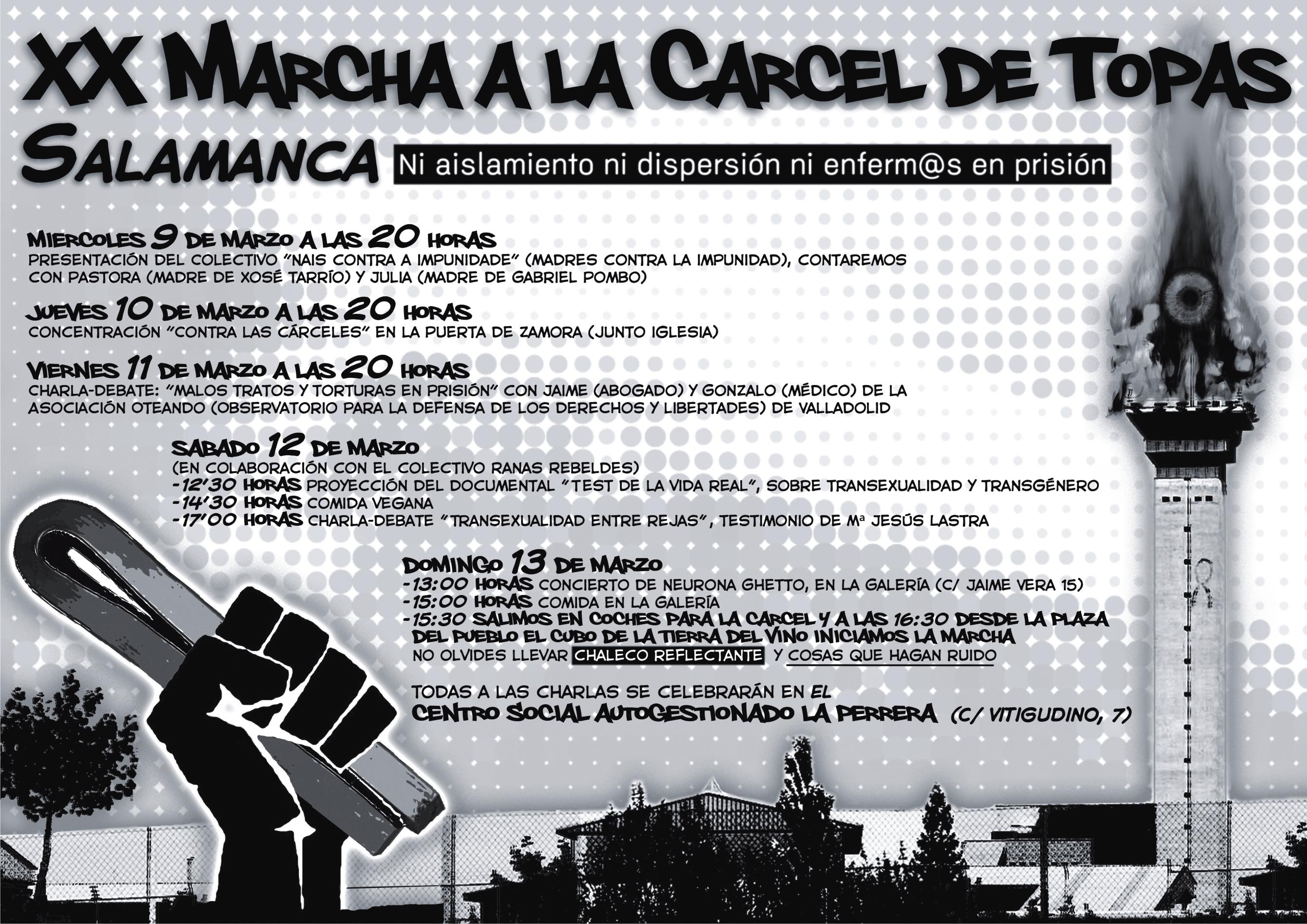 cartel de XX marcha a topas (1)