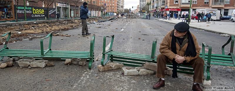 Gamonal conflicto 2014