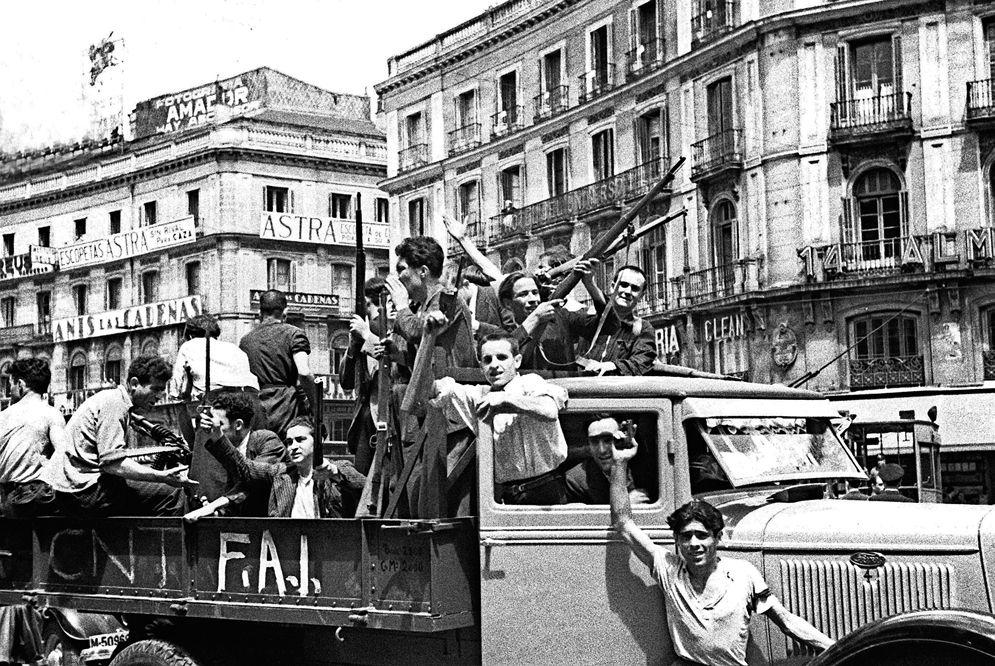 Revolución Social 1936